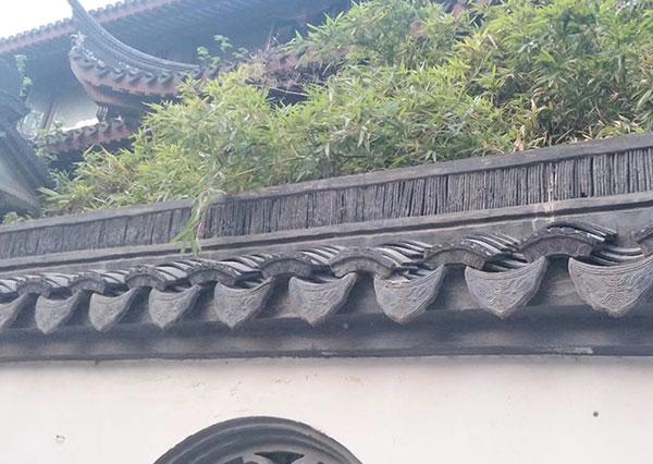 仿古围墙瓦