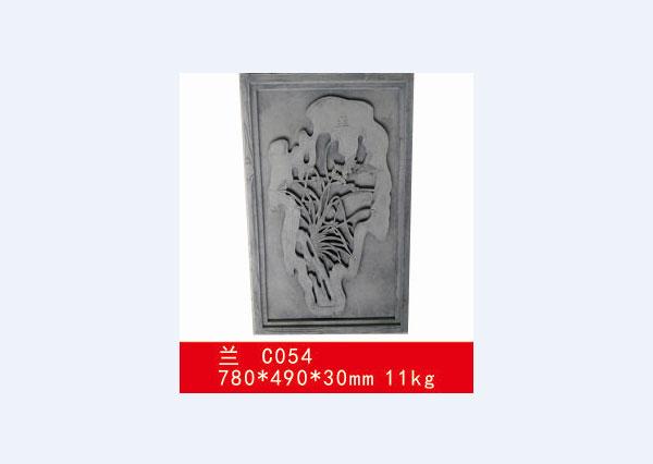 砖雕c054