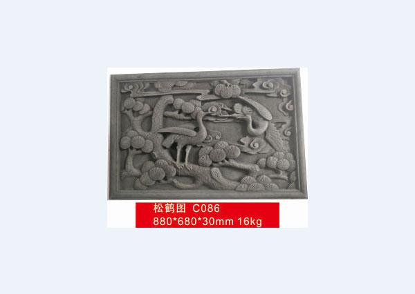 砖雕c086